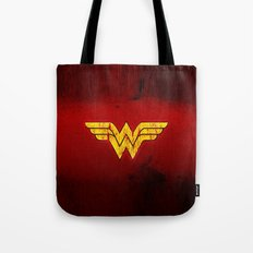 wonder of women Tote Bag