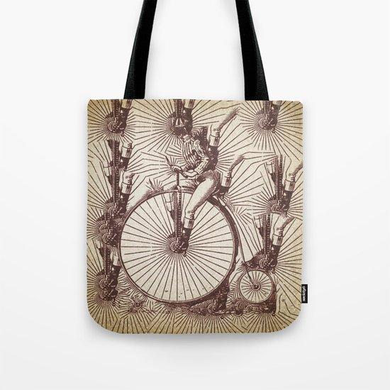 crazy penny Tote Bag