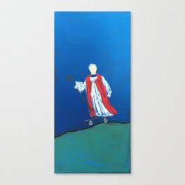 The Bishop's Day Off Canvas Print