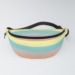 Blackpool rock Fanny Pack