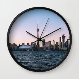 Toronto Strong Wall Clock