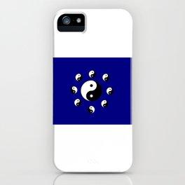 Yin and Yang 21- Tao,Zen,Taoism,Dao,Harmony,religion,buddhism,buddhist,taijitu,taiji,taoist,china iPhone Case