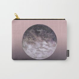 Quaoar lilac gradient Carry-All Pouch