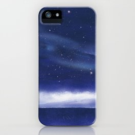 The Seventh Night of July | Miharu Shirahata  iPhone Case