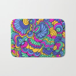 Colors can be Yummy Bath Mat