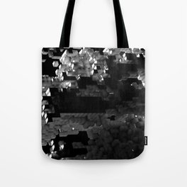 Cellular Automata 01 Tote Bag