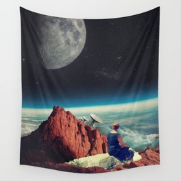 Those Evenings Wall Tapestry