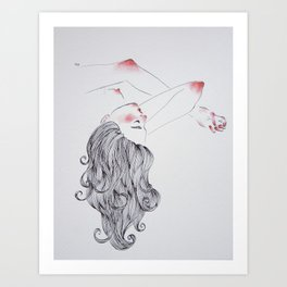 Faraway, so close Art Print