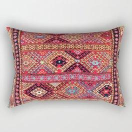 Shahsavan Azerbaijan Northwest Persian Bag Rectangular Pillow