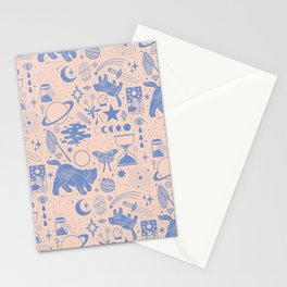 Collecting the Stars Stationery Cards