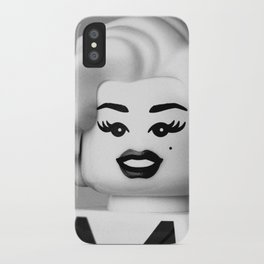 Portrait of a Girl iPhone Case