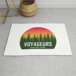 Voyageurs National Park Rug