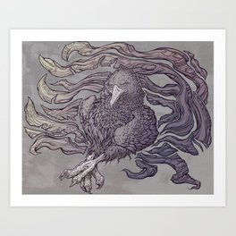 Flagrance Art Print