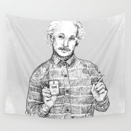 Einstime Wall Tapestry