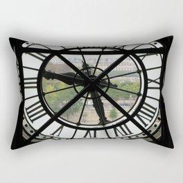 Looming Large Rectangular Pillow