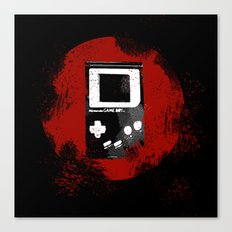 Gaming Is Dead.. Long Live Gaming Canvas Print
