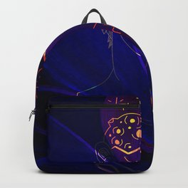 galaxtic man Backpack