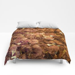 Amber Comforters