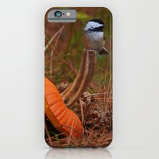 A Chickadee Thanksgiving iPhone 6s Slim Case