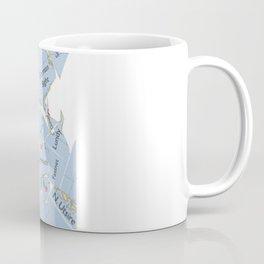 Life on the Dyslexic seas Coffee Mug