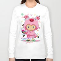 one piece Long Sleeve T-shirts featuring One Piece: TonyTony Chopper by Neo Crystal Tokyo