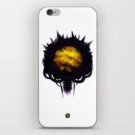 Zebes iPhone Skin