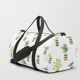Houseplants Duffle Bag