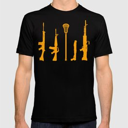 Lacrosse Weapons T-shirt