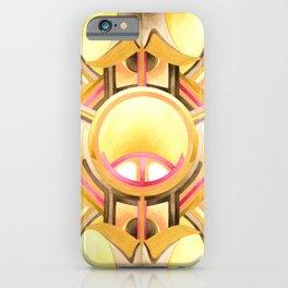 Birth of Magic iPhone Case