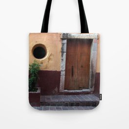 A-Door-Able #4 Tote Bag