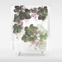 Mating Shower Curtain