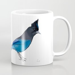 Steller's Jay Coffee Mug
