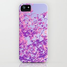 Autumnal Things iPhone Case