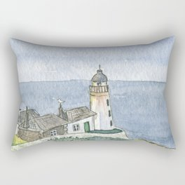 Isle O May Rectangular Pillow