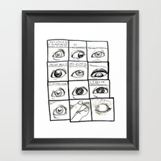 Excellent Framed Art Print
