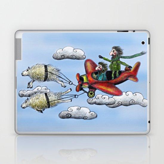 Sky Journey Laptop & iPad Skin