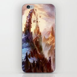 Mountain iPhone Skin