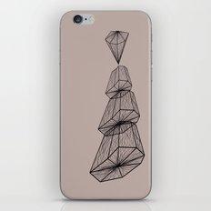 Shapes_1 iPhone & iPod Skin