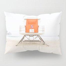 Orange Tower 5 Pillow Sham