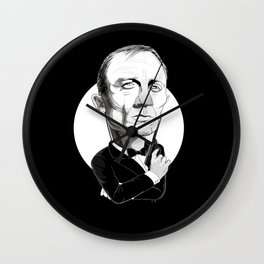 James Bond Wall Clock