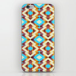 Zig Zags #society6 #decor #buyart iPhone Skin