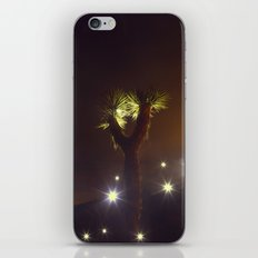 Joshua Tree Nightlights iPhone & iPod Skin
