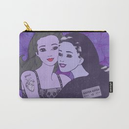 grrrl love saves lives Carry-All Pouch