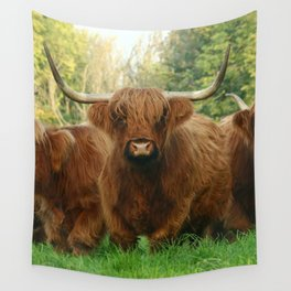 horny one Wall Tapestry