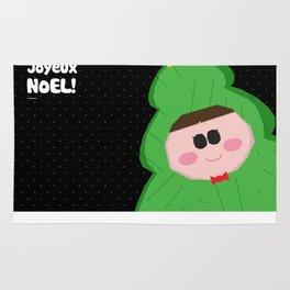 Joyeux Noel - Tree Rug