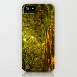 Woodland Views. iPhone Case