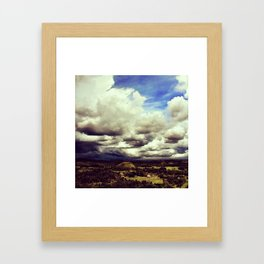 The Chocolate Hills I Framed Art Print