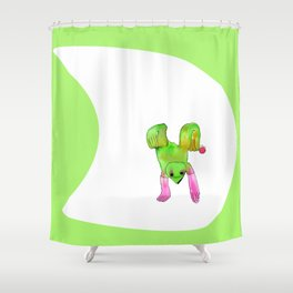 Papo Shower Curtain
