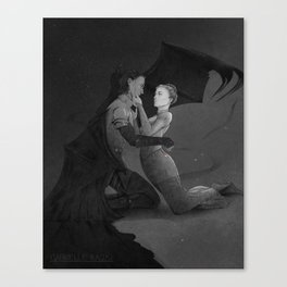 Nessian Canvas Print