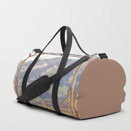 Western Mountain Ranch Duffle Bag